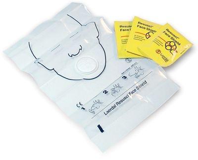 Face Shield lélegeztető kendő