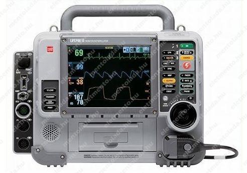 LIFEPAK 15 defibrillátor - monitor