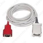 LIFEPAK 15 Red LNC-04, 1/box 4 ft. Patient Cable - LP15 páciens kábel