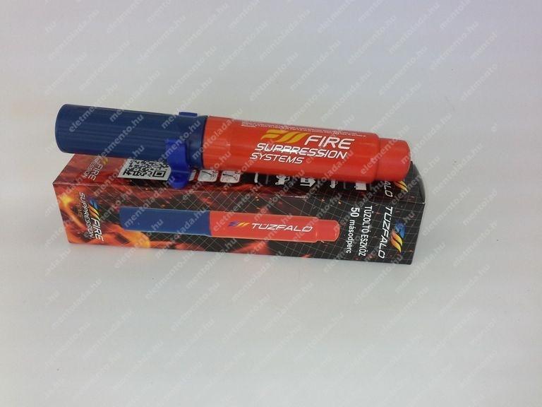 Tűzfaló Esp 004 ( 50 sec )