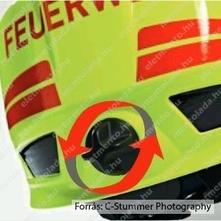 HEROS - Smart tűzoltó sisak