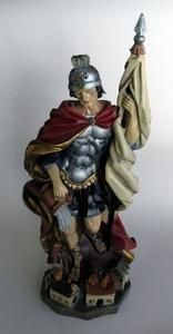 Szent Flórián szobor