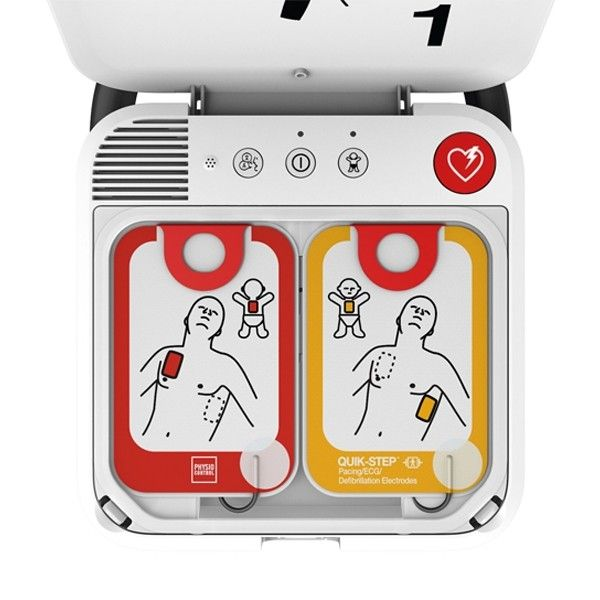 LIFEPAK CR2 defibrillátor